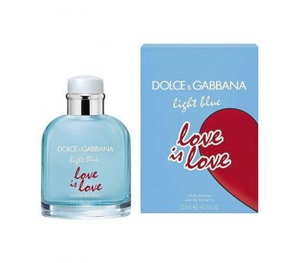 Dolce & Gabbana Light Blue Love Is Love Парфюм за мъже EDT
