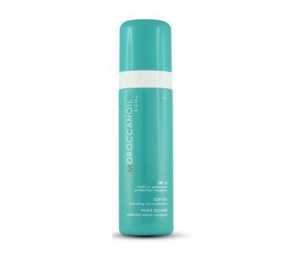 Moroccanoil Sun Oil SPF 15 Олио със слънцезащитен фактор 15 без опаковка