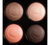 Chanel Les 4 Ombres 204 Палитра от сенки за очи без опаковка