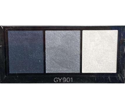 Shiseido Luminizing Satin Eye Color Trio GY901 Сенки за очи без опаковка