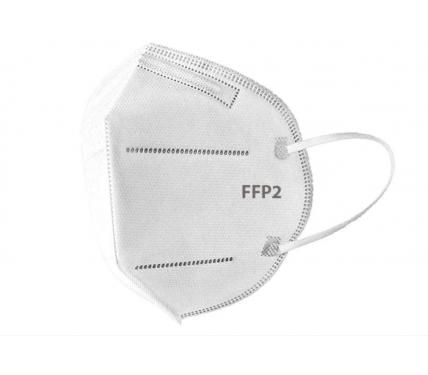 Комплект от 5бр FFP2 пет пластови предпазни маски