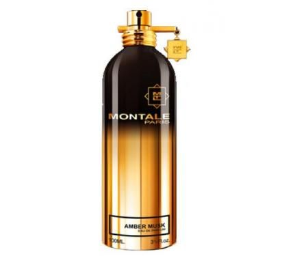 Montale Amber Musk Унисекс парфюм EDP