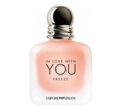 Giorgio Armani In Love With You Freeze Парфюм за жени EDP