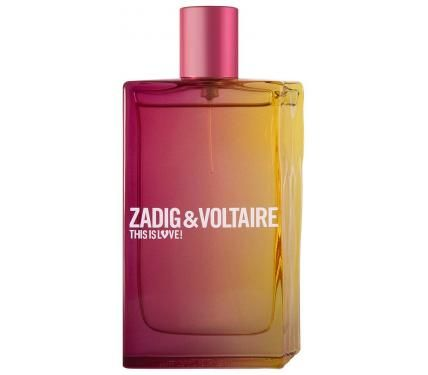 Zadig & Voltaire This is Love For Her Парфюм за жени без опаковка EDP