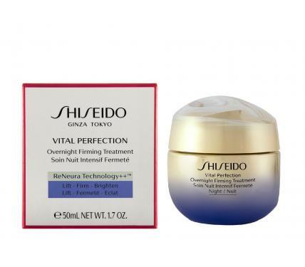 Shiseido Vital Perfection Overnight Firming Treatment Нощен крем за лице
