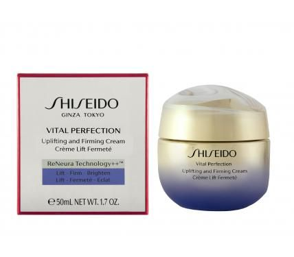 Shiseido Vital Perfection Uplifting and Firming Cream Крем за лице с лифтинг ефект