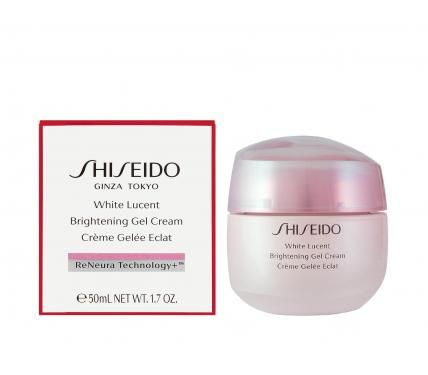 Shiseido White Lucent Brightening Gel Cream Изсветляващ гел крем за лице
