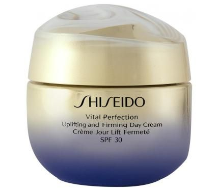 Shiseido Vital Perfection Uplifting and Firming Day Cream SPF 30 Дневен крем с лифтинг ефект