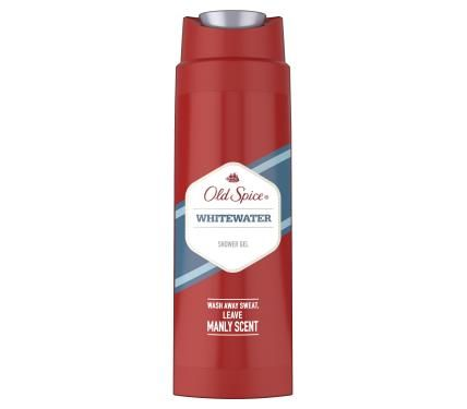 Old Spice Whitewater Душ гел за мъже