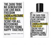 Zadig & Voltaire This is Us Унисекс парфюм EDT