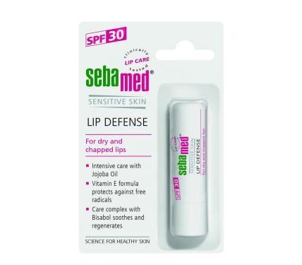 Sebamed Дерматологичен балсам за устни SPF 30