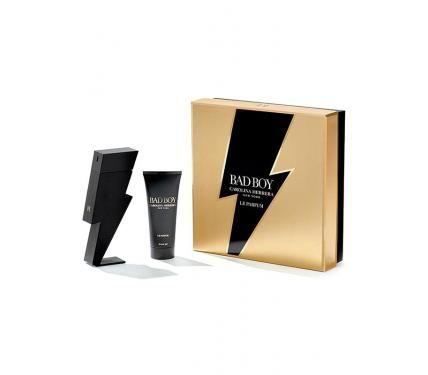 Carolina Herrera Bad Boy Le Parfum Подаръчен комплект за мъже