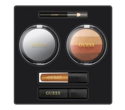 Guess Face Look Book Kit 101 Bronze Козметичен комплект за жени