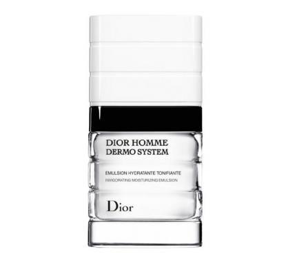 Christian Dior Homme Dermo System Moisturizing Emulsion Хидратираща емулсия за мъже без опаковка